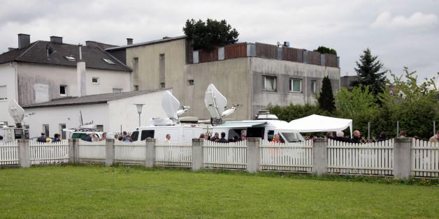 Flüchtlinge sollen in Fritzls Horror-Haus einziehen