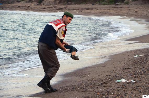 人権ウォッチ:私がシリア難民の悲しい写真をネット上で共有した理由