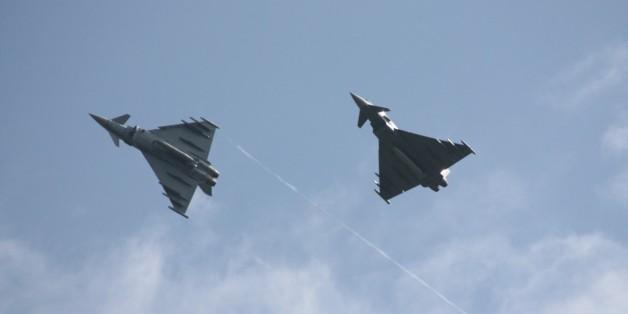 Eurofighter Typhoon, German Air Force