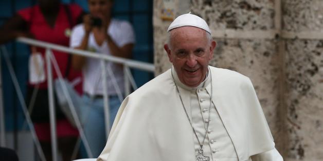 Papst Franziskus besucht zum ersten Mal das kommunistische Kuba