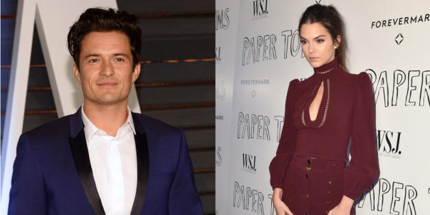 Orlando Bloom und Kendall Jenner würden allein optisch ein Traumpaar abgeben