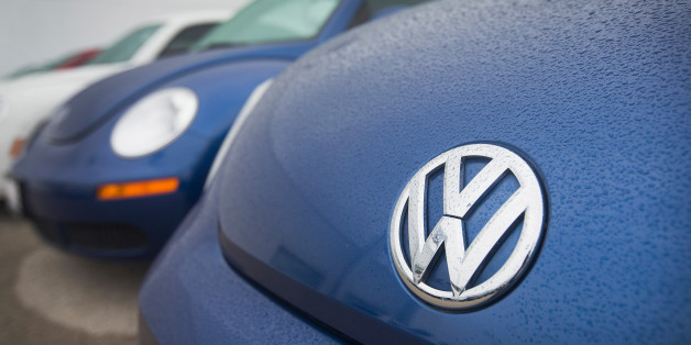 Chute libre du titre Volkswagen après la tricherie sur les contrôles antipollution