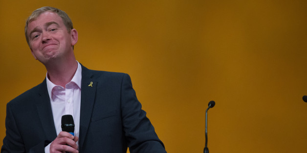 Leader of the Liberal Democrats Tim Farron