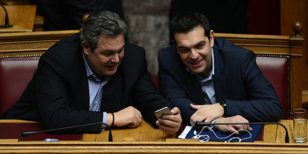 Alexis Tsipras devrait reconduire son alliance avec la droite populiste de Panos Kammenos.