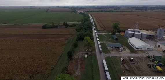 drone hungary border