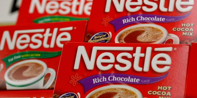 Nestlé will sein Image aufpolieren
