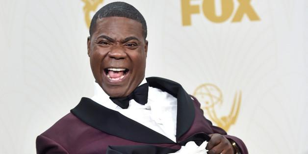 Tracy Morgan kann bei der 67. Emmy-Verleihung wieder lachen.