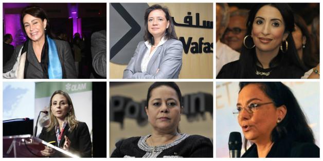 6 femmes d'affaire marocaines parmi les femmes arabes les plus puissantes