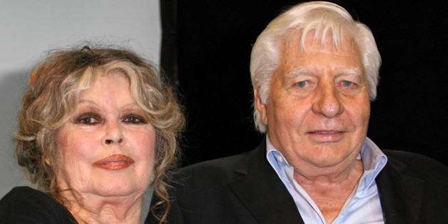 Gunter Sachs, Ex-Mann von Brigitte Bardot, litt auch an Erscheinungen von Alzheimer.