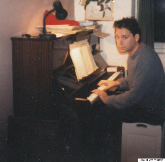 david warburton piano