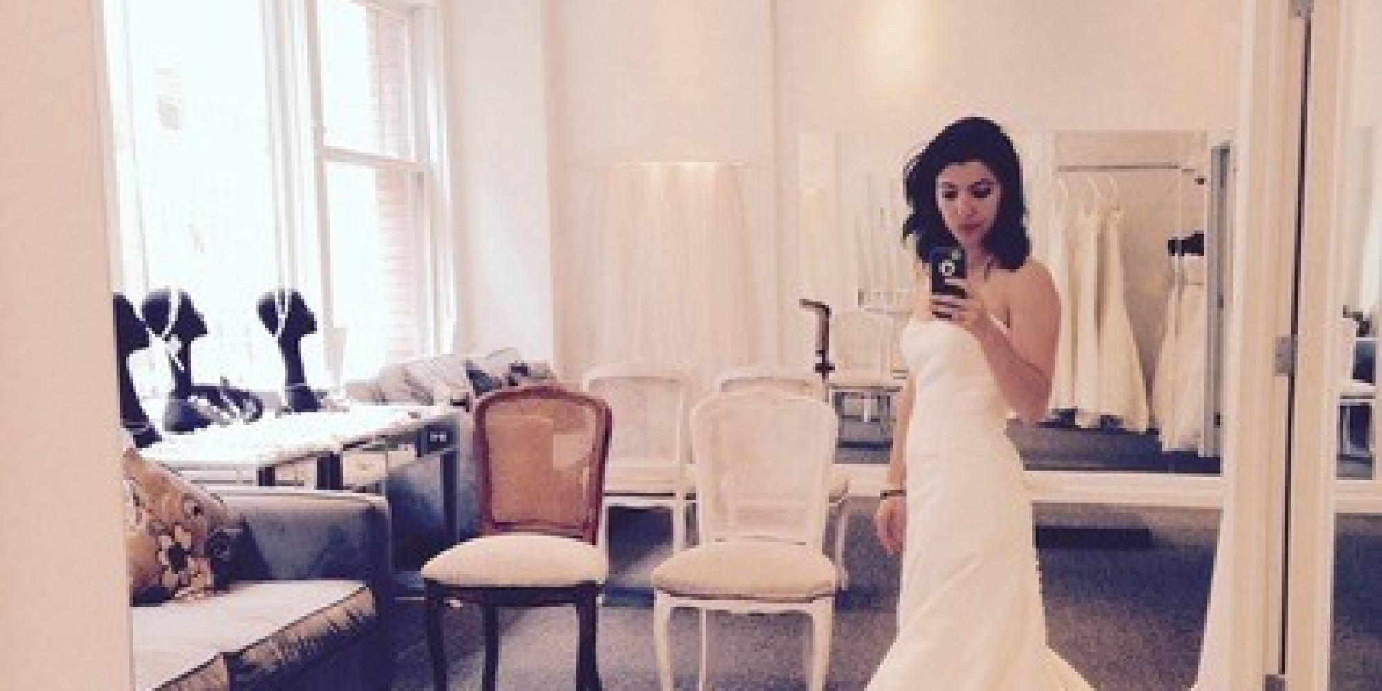 I Went Wedding Dress Shopping Alone In Manhattan And Heres What Learned