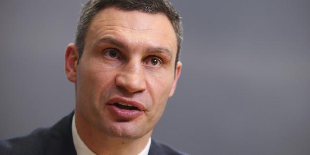 Vitali Klitschko will nochmal Bürgermeister von Kiew werden