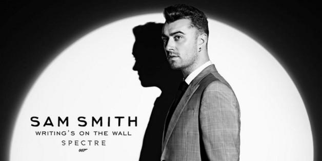 """Sam Smith veröffentlicht Preview zu seinem """"Bond""""-Song"""