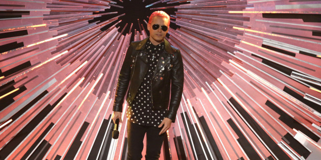 So sah Jared Leto bei den MTV Video Music Awards aus