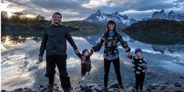 Diese Familie hat sich das getraut, wovon viele nur träumen