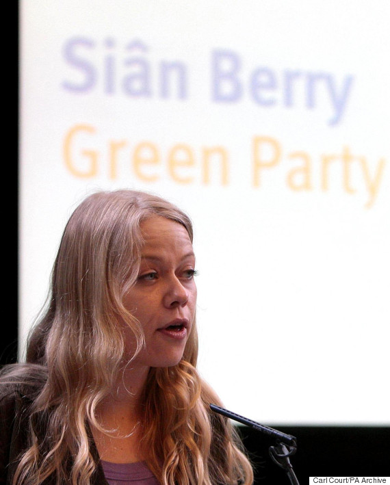sian berry green party