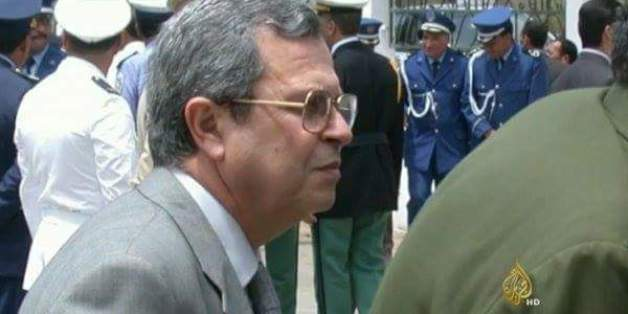 Le général de corps d'armée, Mohamed Mediene dit Toufik