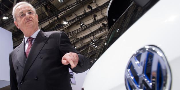 Medienbericht: VW-Chef Winterkorn soll gehen - Porsche-Boss übernimmt