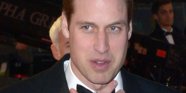 Prinz William bei den British Academy Film Awards