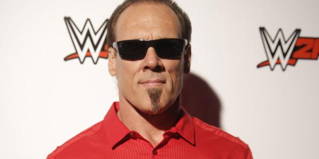Wrestler Sting erholt sich derzeit von seiner Nackenverletzung