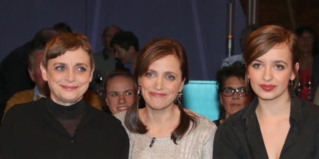 """Katharina, Anna und Nellie Thalbach spielen gemeinsam im Film """"Peggy"""""""