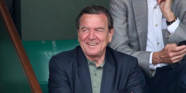 Aus dem kleinen Fußballer wurde der große Politiker: Gerhard Schröder