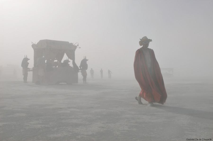 dust portraits