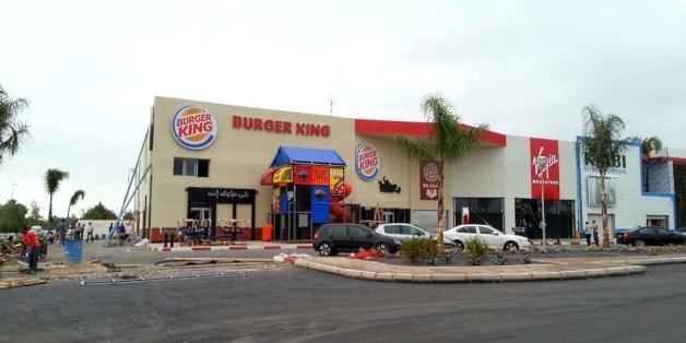 Burger King à l'assaut des autoroutes marocaines