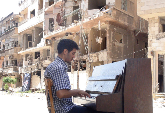 pianiste syrien