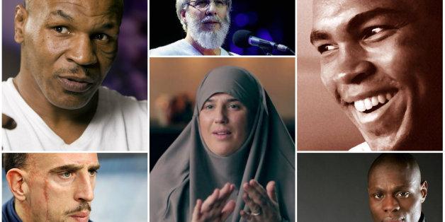 Ces célébrités qui se sont converties à l'Islam