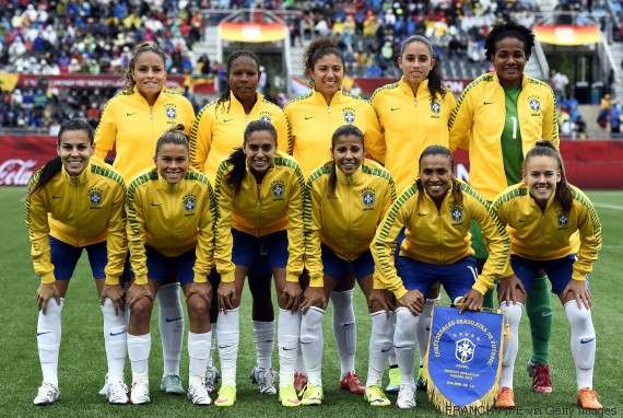 women world cup brazil