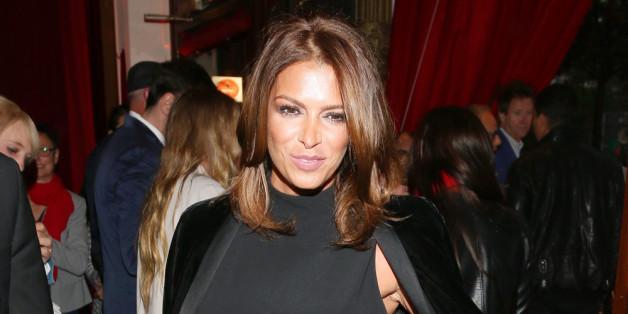 Sabia Boulahrouz bei einem Auftritt als Neu-Single