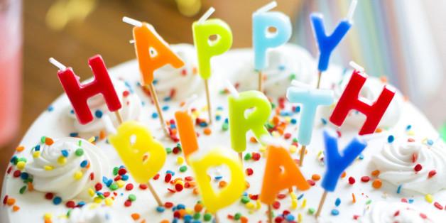 "Kein Geburtstag ohne ""Happy Birthday"""