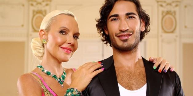 Natascha Ochsenknecht und Umut Kekilli tanzen wieder
