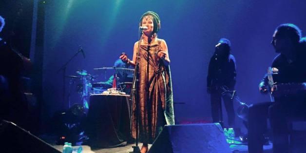 Oum présente au London African Music Festival
