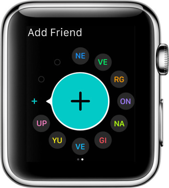 assistance apple watch