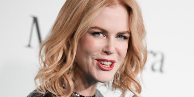 Nicole Kidman hat es aus allen schwarzen Löchern hinaus geschafft