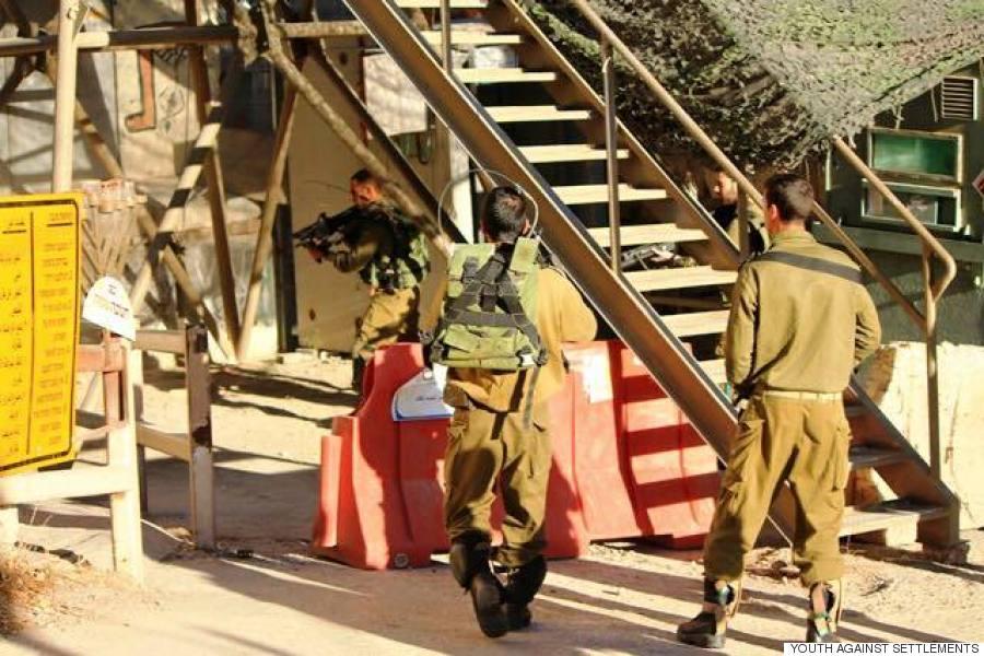 palestinianteenagershotbyisraeliforces