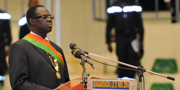 Le président Kafando est de retour