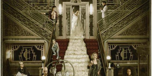 """Das erste gemeinsame Bild des """"American Horror Story""""-Casts"""
