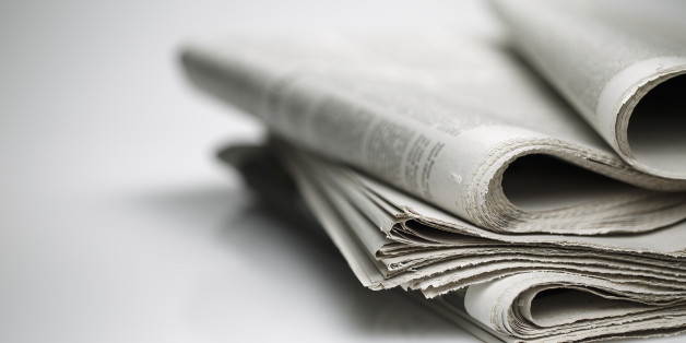 Newspapers  >> A Horrible Week For Newspapers Huffpost