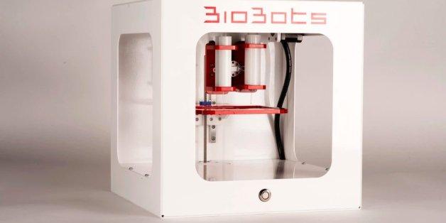 Imprimer de la chair humaine, c'est possible (si vous avez 10.000 dollars)