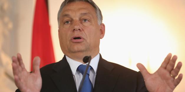 Viktor Orbán stänkert weiter