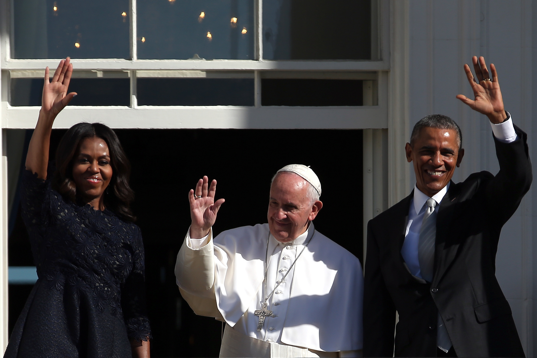 obama pope 2015 23 september