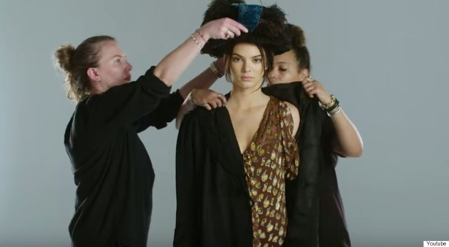 kendall jenner rock the vote