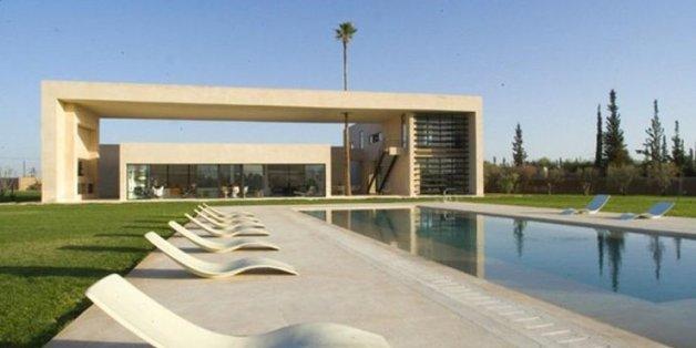La maison de James Bond mise en vente à Marrakech