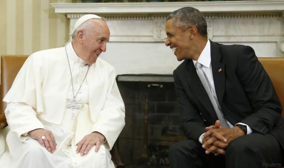 pape obama