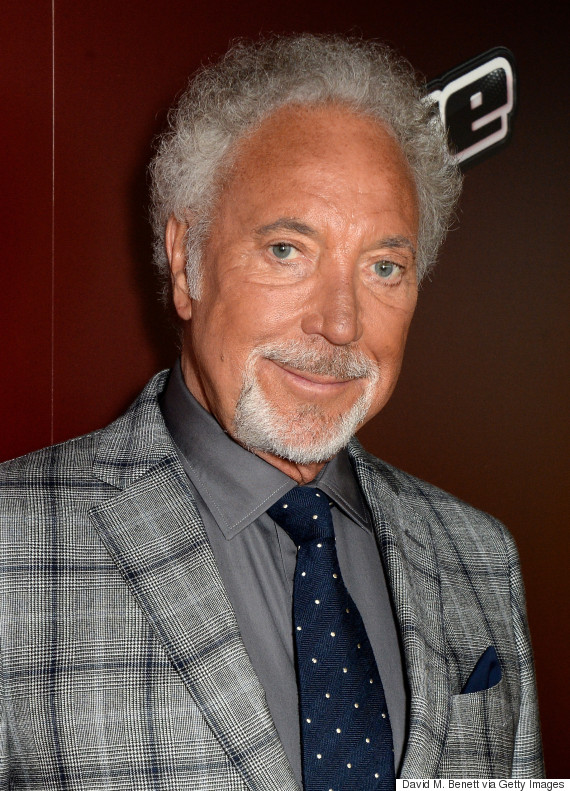 tom jones the voice