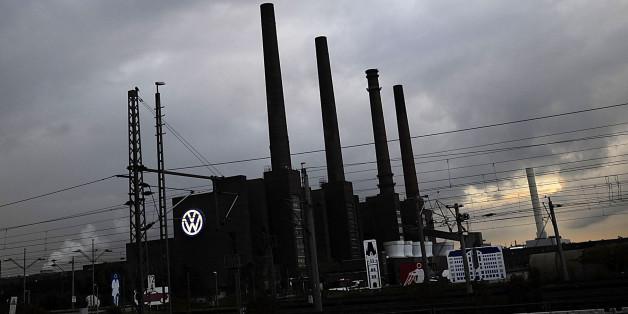 Die VW-Konzernzentrale in Wolfsburg