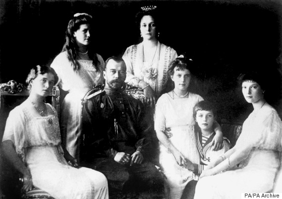 romanov tsar